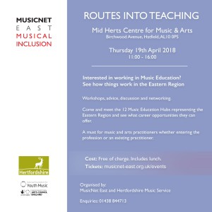 Routes Into Teaching 19 April 2018