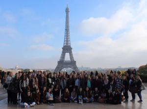 Luton Youth Cantores Paris Tour
