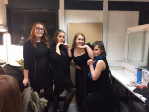Luton Youth Cantores at The Opera Boys concert 11 February 2017